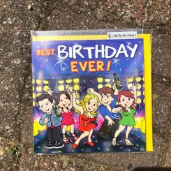 Kort med musik, Best Birthday ever