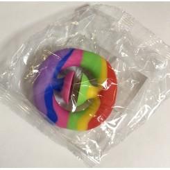 Fidget toy hand pressure, 6 farver