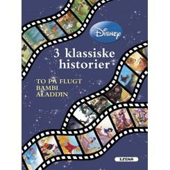 3 Klassiske Disneyhistorier