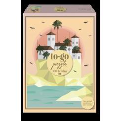 To-Go puzzle Island, 300 brikker