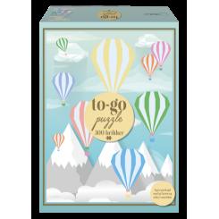 To-Go puzzle Luftballon, 300 brikker