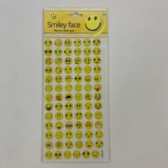 Smiley klistermærker, 1