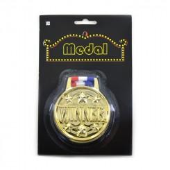 Guldmedalje, WINNER
