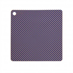 OYOY Dækkeservietter 2 stk., Checker - Optic Blue