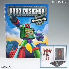ROBO Designer Malebog