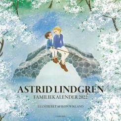 Astrid Lindgren familiekalender 2022