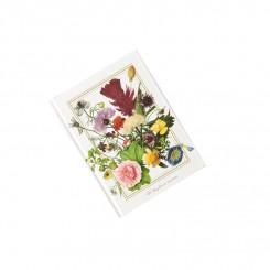 Notesbog, Flower Garden, Jim Lyngvild