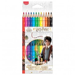 Maped farveblyanter, Harry Potter, 12 stk.