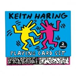 Keith Haring Spillekort