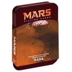 Mars spillekort