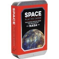 SPACE spillekort