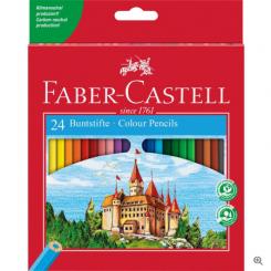 Faber Castell tuscher med filtspids 30 stk.
