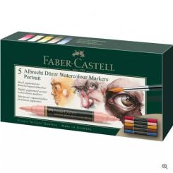 Faber Castell Albrecht Dürer vandfarve penne, Portrait