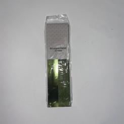 Stjernestrimler 15 mm, grøn metalic