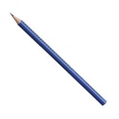 Faber Castell trekantet blyant, blå