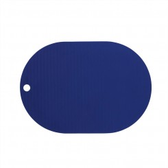 OYOY Ribbo Dækkeservietter 2 stk., Optic blue