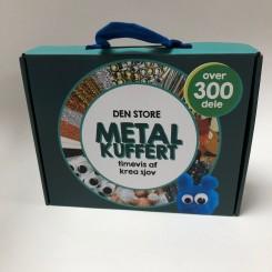 Hobbykuffert DIY, Metallic
