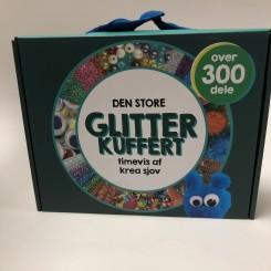 Hobbykuffert DIY, Glitter