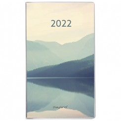 Mayland Månedskalender højformat, 2022