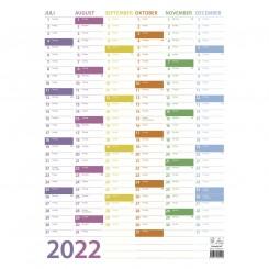 Mayland vægkalender 49x36 cm Trend, 2022
