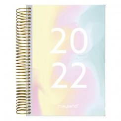 Dagkalender m. 4 illustrationer, 2022