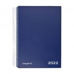 Timekalender Blå, 2022