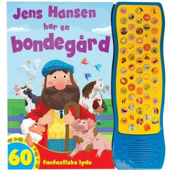 Jens Hansen har en bondegård, med 60 lyde