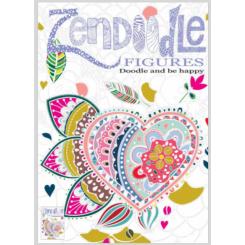 Zendoodle, figures / figurer