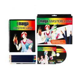 Derwent Manga Masterclass sæt