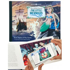 The Little Mermaid - A Magical Augmented Reality Book - The Original Fairy Tale by Hans Christian Anders ENGLISH
