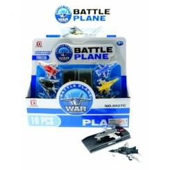 Fly, plane battle
