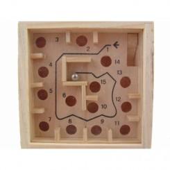 Mini labyrint spil