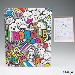 Doodle Krusedullebog
