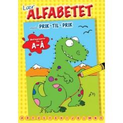 Lær alfabetet med prik til prik - Dino