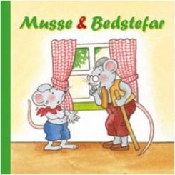 Minibog - Musse & Bedstefar
