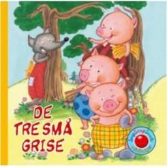 Minibog - De tre små grise
