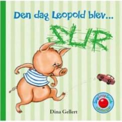 Minibog - Den dag Leopold blev sur