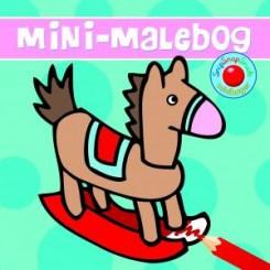 Minibog - Malebog m. gyngehest