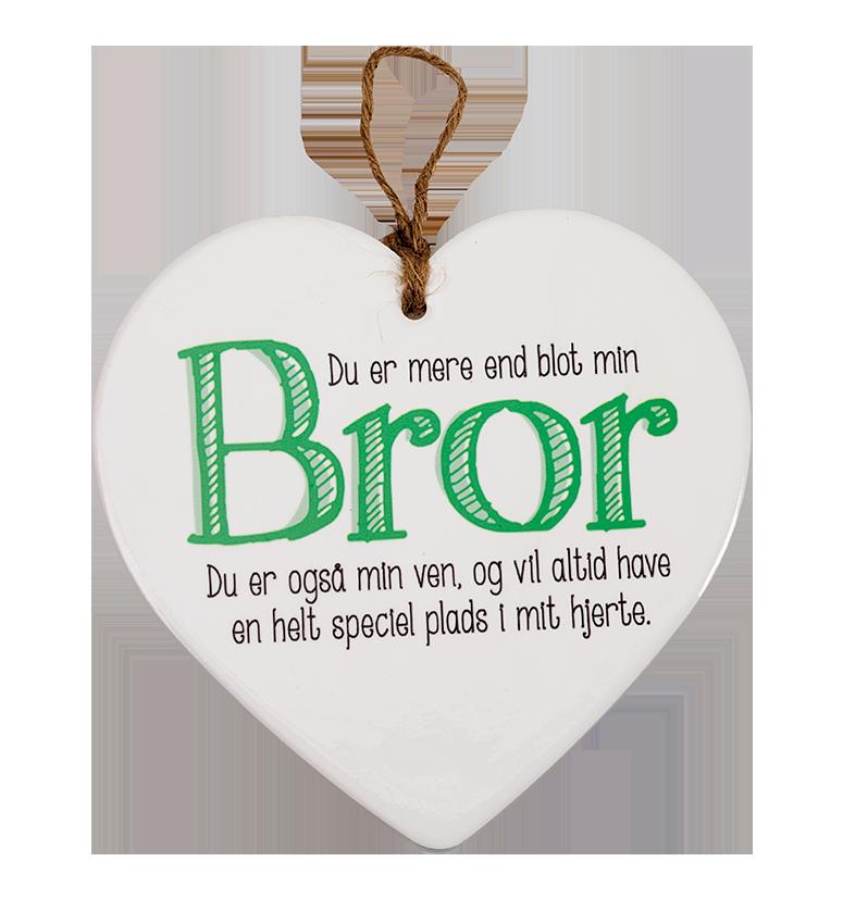 citat til bror Porcelænshjerte: Bror citat til bror